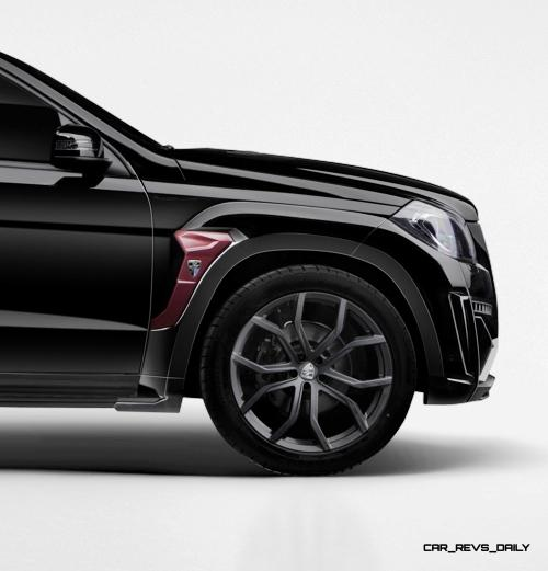 LARTE Design for Mercedes-Benz GL-Class Might Be Their Best Work Yet 27