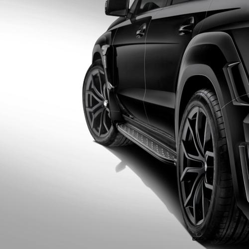 LARTE Design for Mercedes-Benz GL-Class Might Be Their Best Work Yet 30