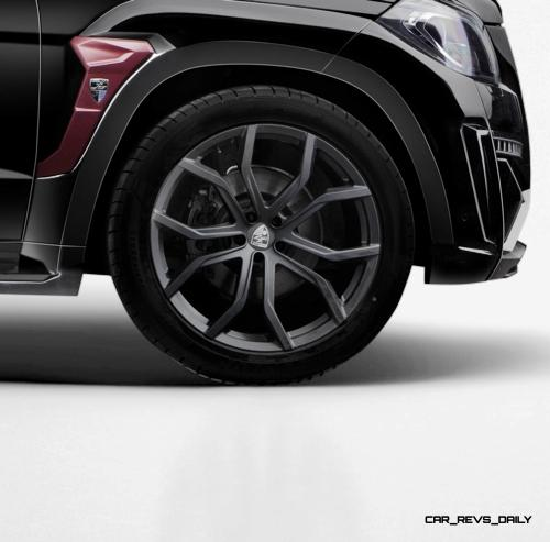 LARTE Design for Mercedes-Benz GL-Class Might Be Their Best Work Yet 34