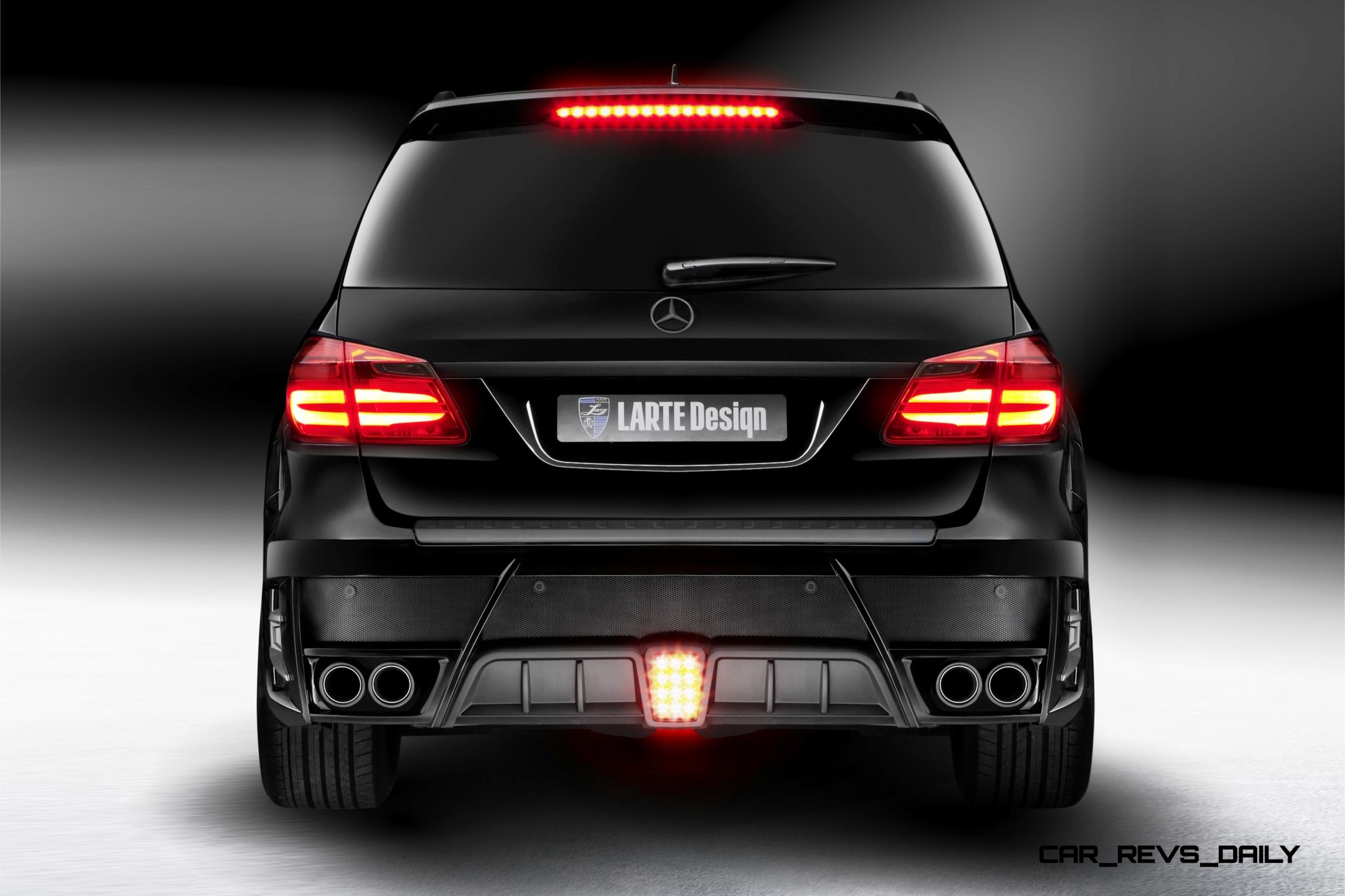 LARTE Design for Mercedes-Benz GL-Class Might Be Their Best Work Yet 36