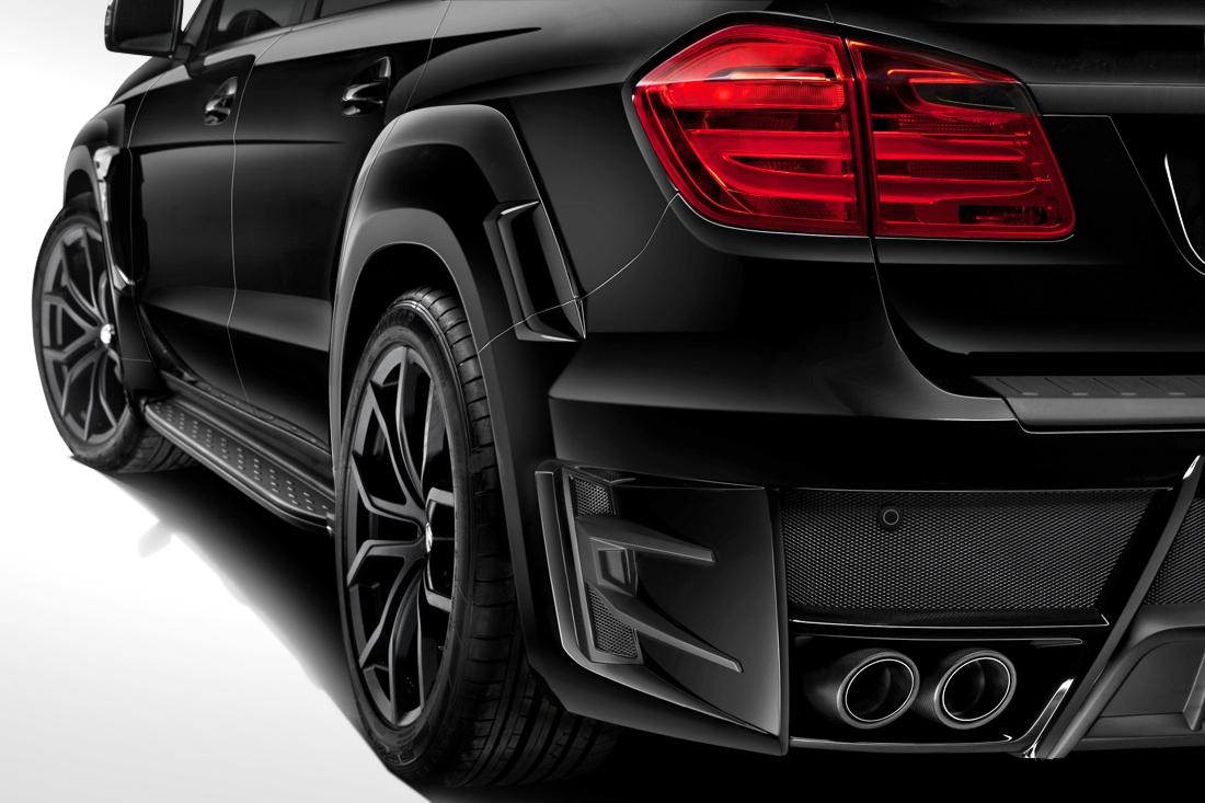 LARTE Design for Mercedes-Benz GL-Class Might Be Their Best Work Yet 37