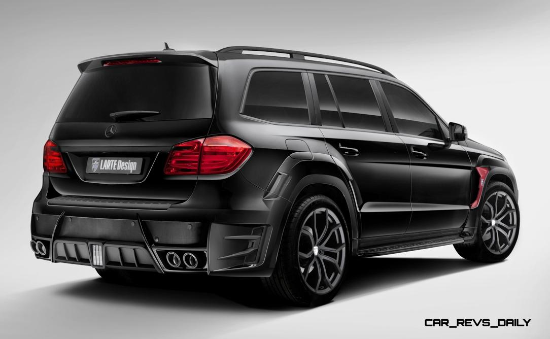 LARTE Design for Mercedes-Benz GL-Class Might Be Their Best Work Yet 39