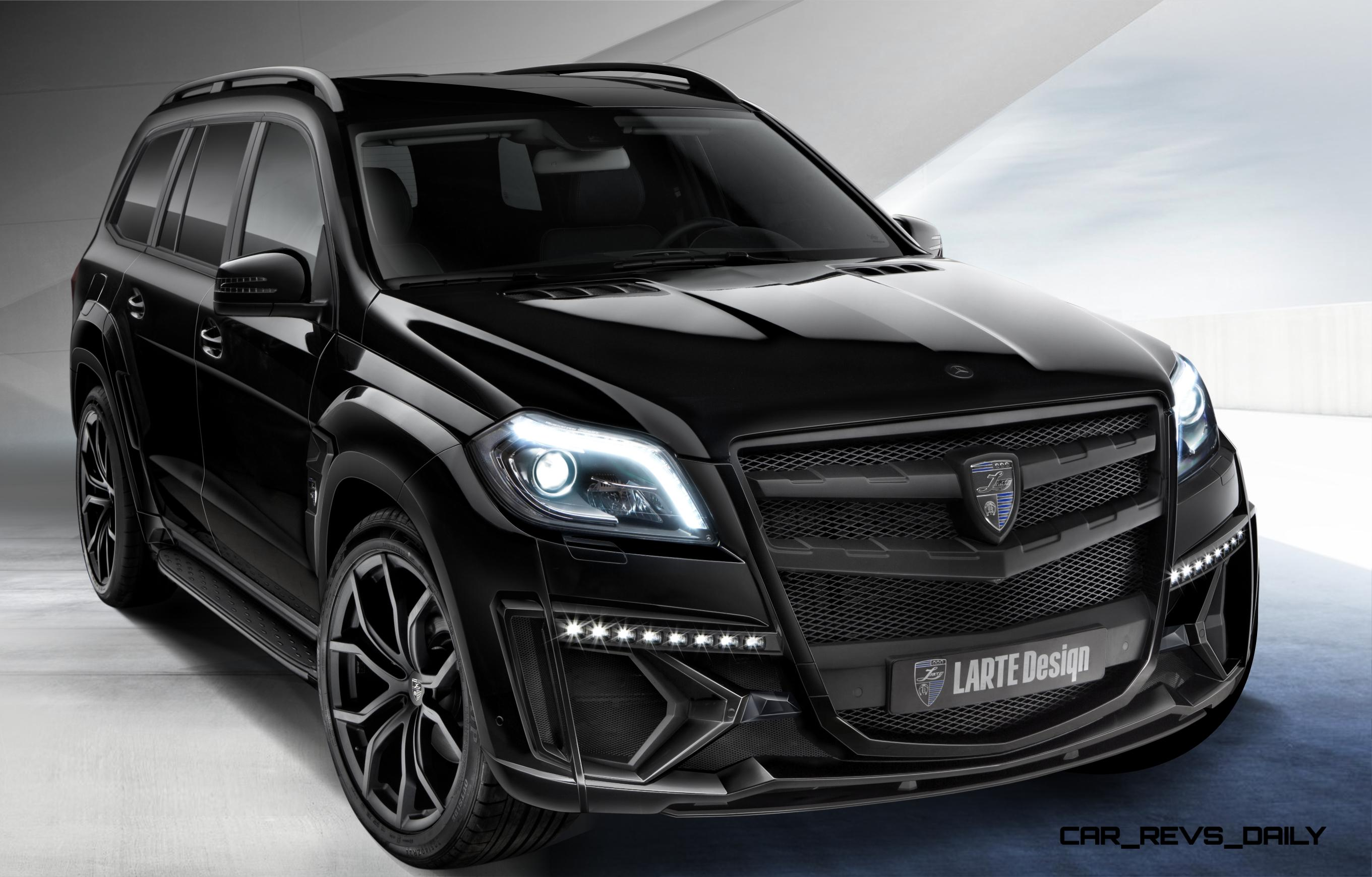 LARTE Design for Mercedes-Benz GL-Class Might Be Their Best Work Yet 43