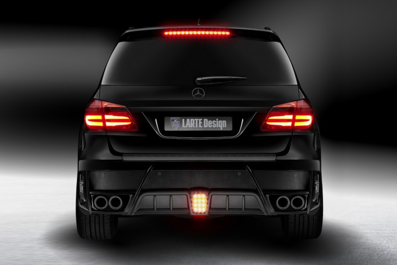 LARTE Design for Mercedes-Benz GL-Class Might Be Their Best Work Yet 45