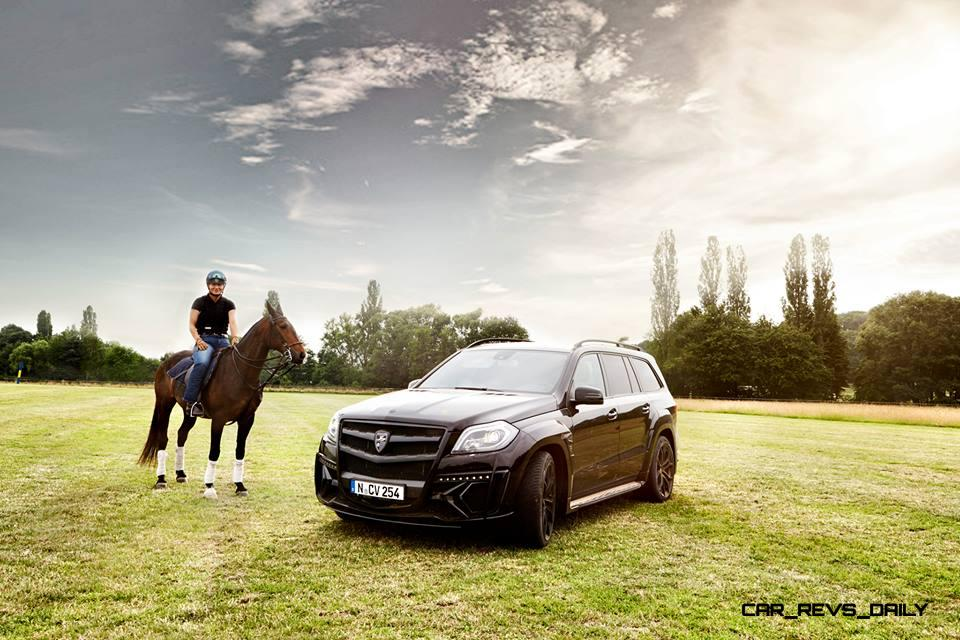 LARTE Design for Mercedes-Benz GL-Class Might Be Their Best Work Yet 6