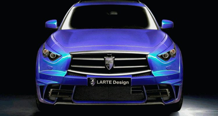 LArte Design QX70 1gif