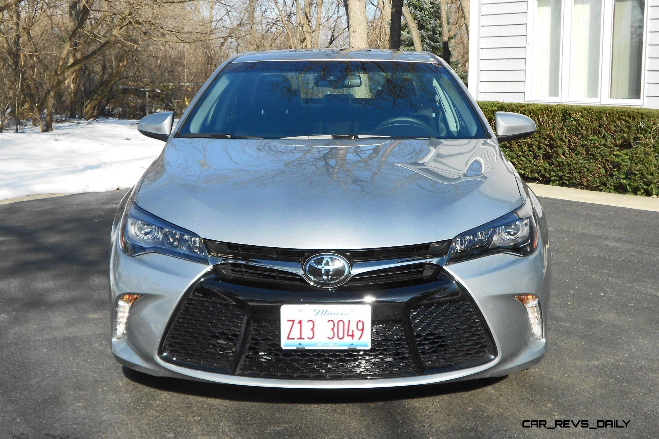 road test review 2016 toyota camry xse. Black Bedroom Furniture Sets. Home Design Ideas