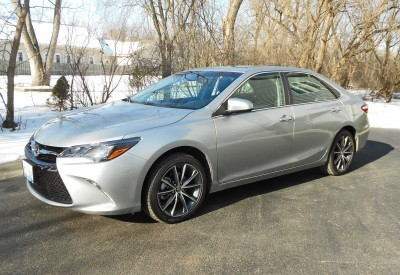 LKen Glassman 2016 Toyota Camry XSE Review 4