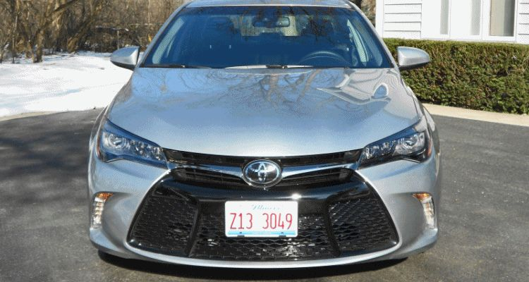 LKen Glassman 2016 Toyota Camry XSE Review