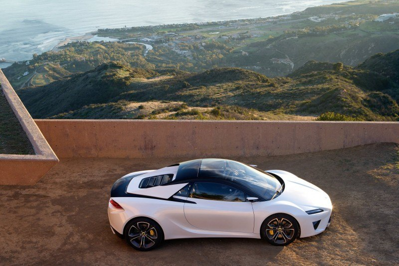 LOTUS Esprit, Elan, Elite, and Eterne Have The Vision, But Missing The Investor Millions 26