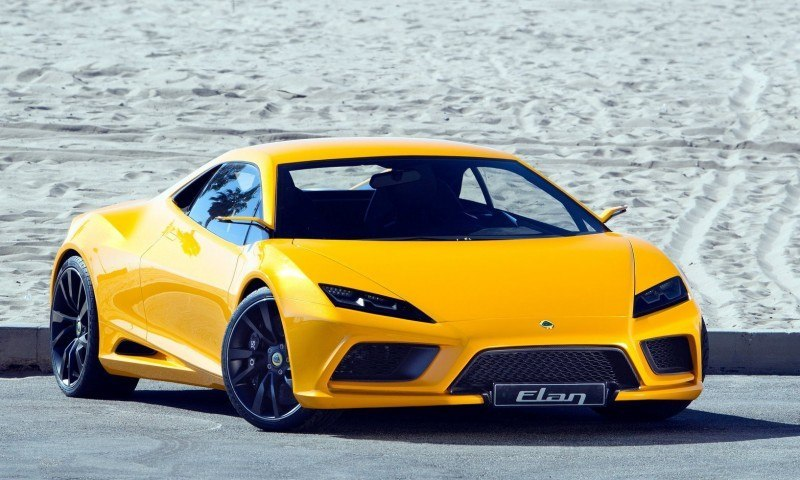 LOTUS Esprit, Elan, Elite, and Eterne Have The Vision, But Missing The Investor Millions 31