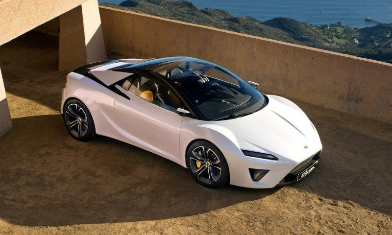 LOTUS Esprit, Elan, Elite, and Eterne Have The Vision, But Missing The Investor Millions 32
