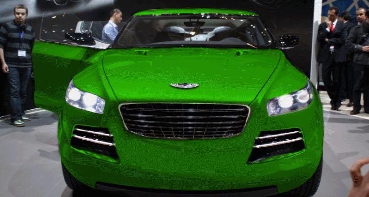 Lagonda SUV edits gifghk