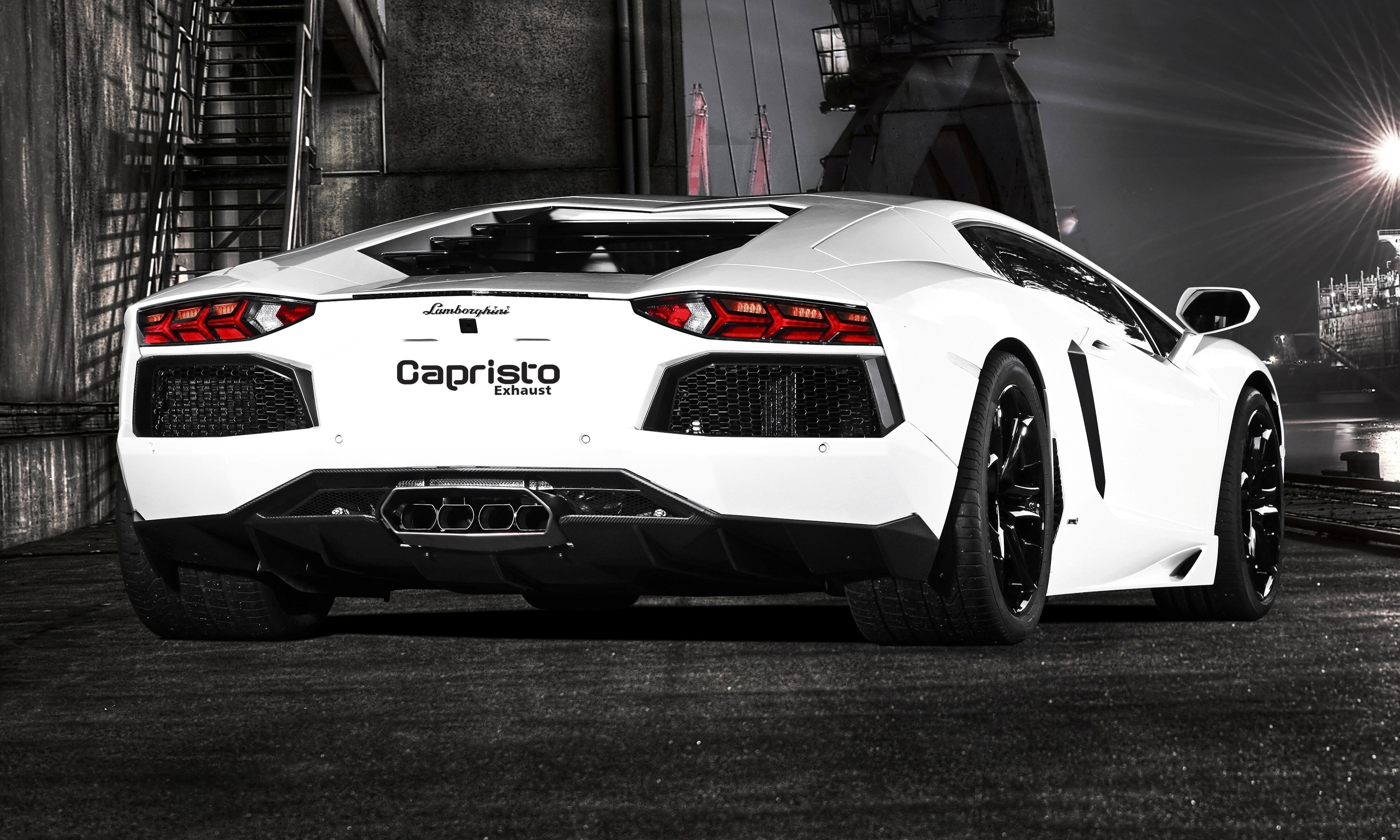 Car Sound Systems >> Lamborghini Aventador Becomes A Real Screamer With ...