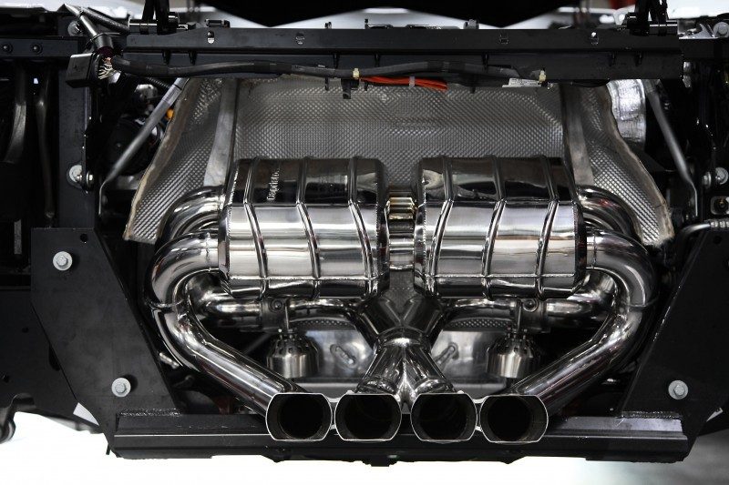 Lamborghini Aventador Becomes A Real Screamer With CAPRISTO Exhaust Upgrade 17
