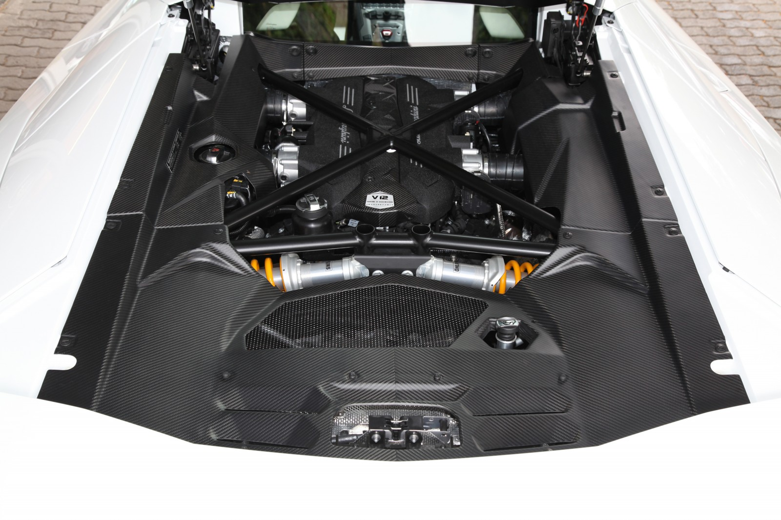 Lamborghini Aventador Becomes A Real Screamer With CAPRISTO Exhaust Upgrade 18
