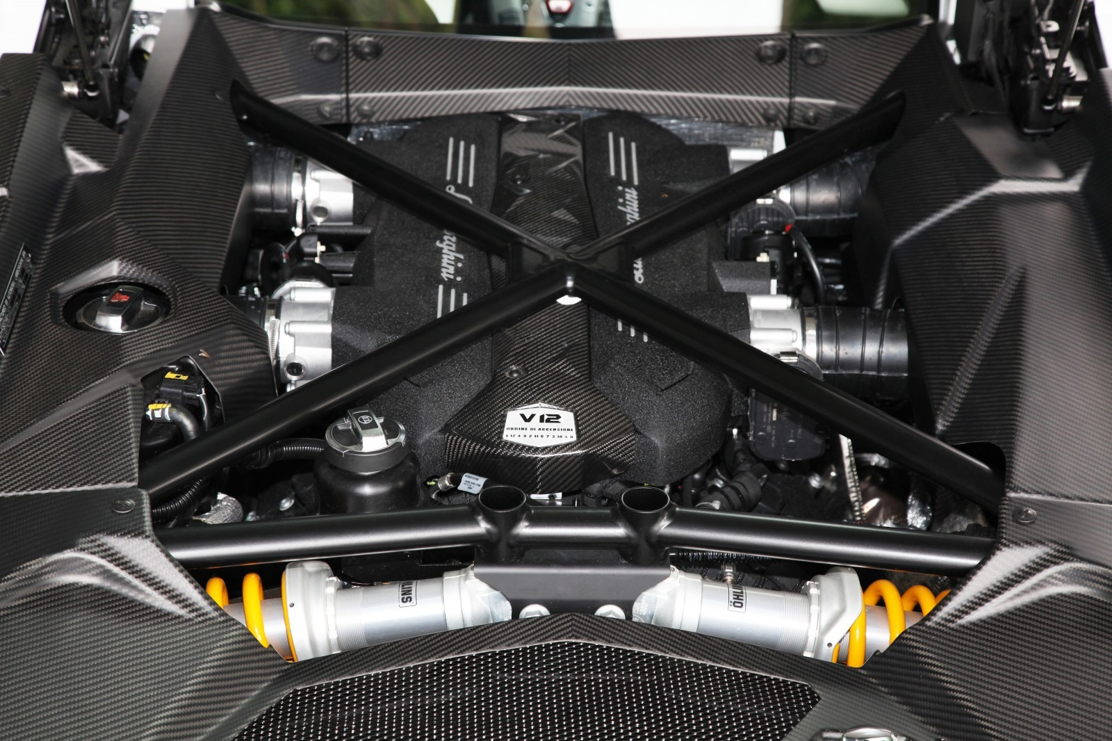 Lamborghini Aventador Becomes A Real Screamer With CAPRISTO Exhaust Upgrade 19