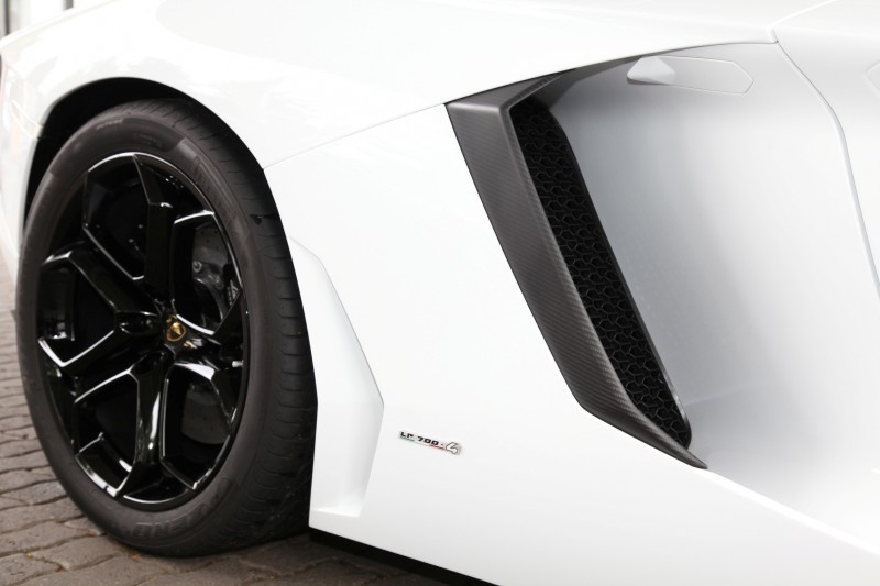 Lamborghini Aventador Becomes A Real Screamer With CAPRISTO Exhaust Upgrade 8