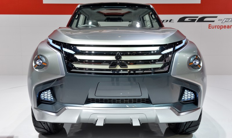 Latest Mitsubishi Exterior Designs Are Bizarre and Alarming 3