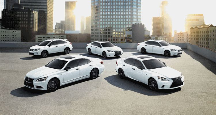 Lexus Crafted Line 2015 GIF header