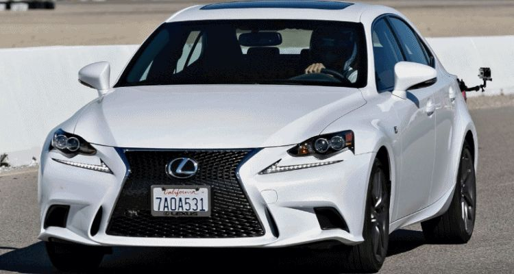 Lexus IS Header GIF132
