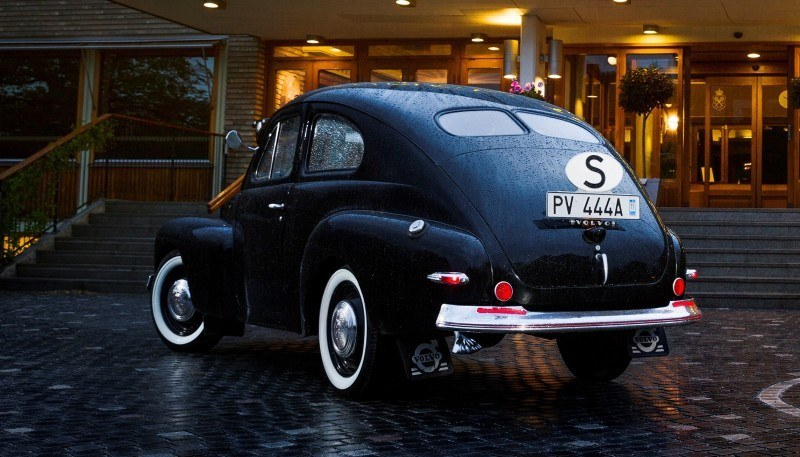 'Little Volvo' 1944 PV444 Celebrates 70th Anniversary In Charming Retrospective 2