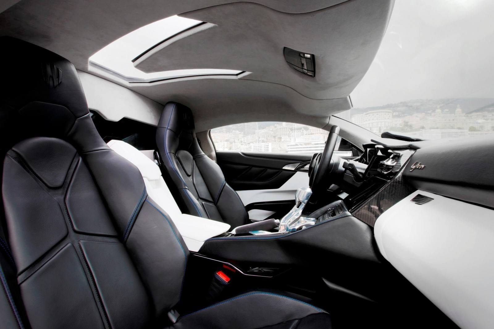 Lykan HyperSport Focus Interior