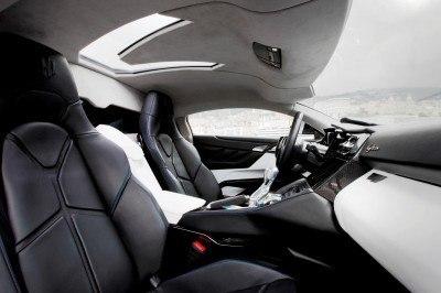 Lykan HyperSport Focus Interior
