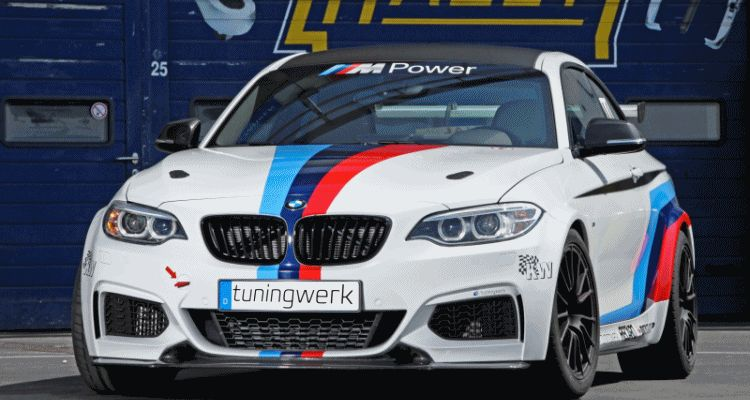 M235i RS by Tuningwerk