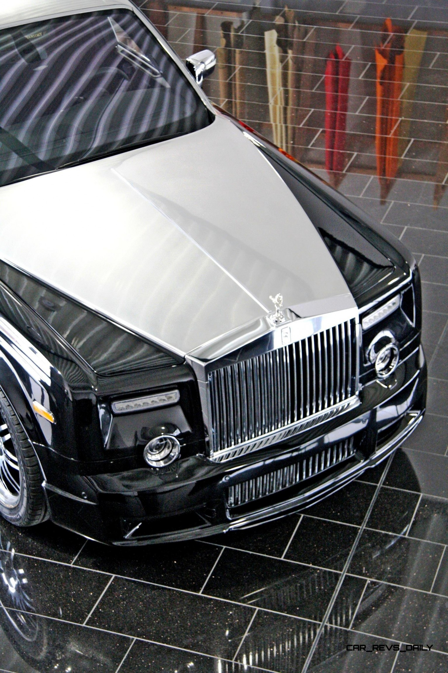 Rolls Royce Limo >> MANSORY Rolls-Royce Phantom Limo and Phantom Drophead Coupe Are 7.5L, V12TT Purebreds