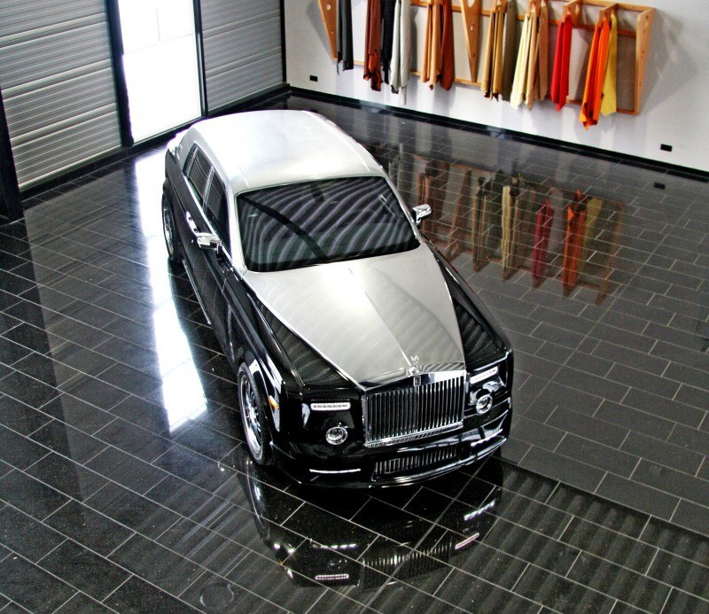 MANSORY Rolls-Royce Phantom Limo and Phantom Drophead Coupe Are 7.5L, V12TT Purebreds 8