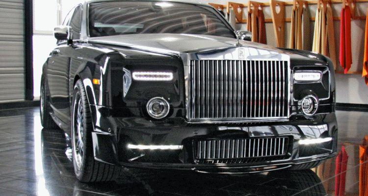 MANSORY Rolls-Royce Phantom gif1