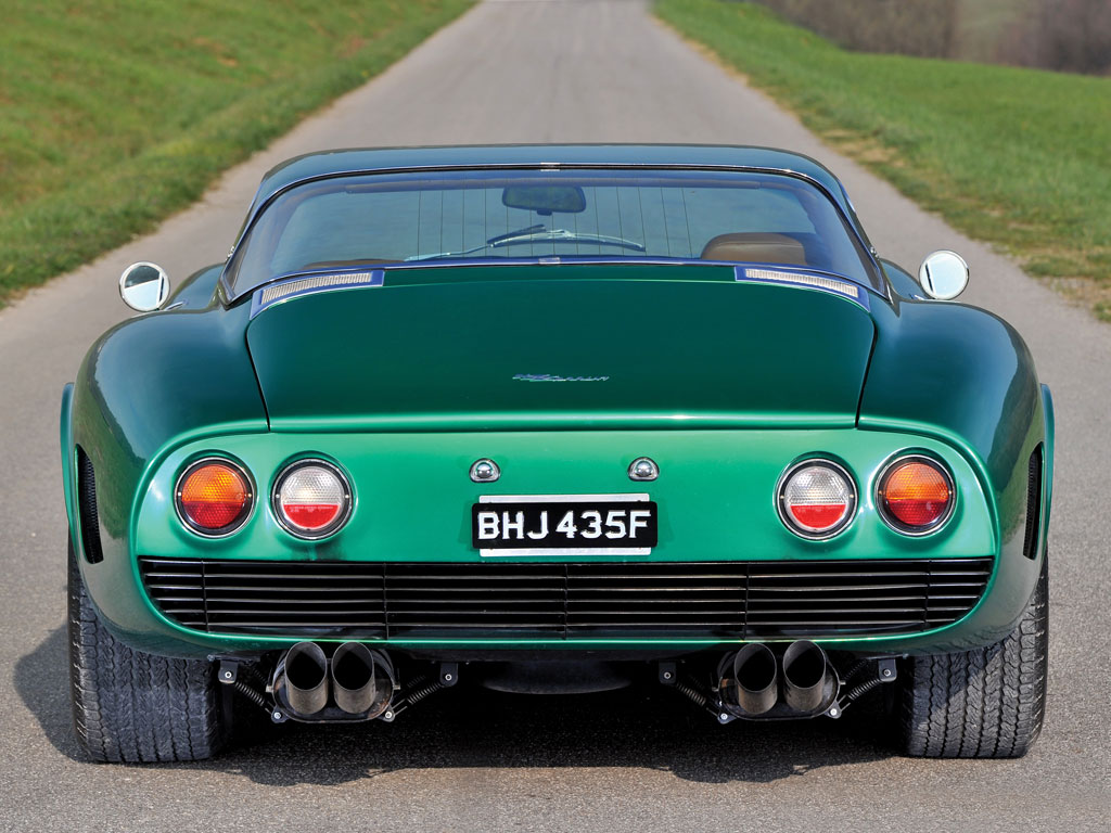 Iconic classic supercars 1965 bizzarrini strada alloy 5300gt one of most influential cars ever - Classic car pics ...