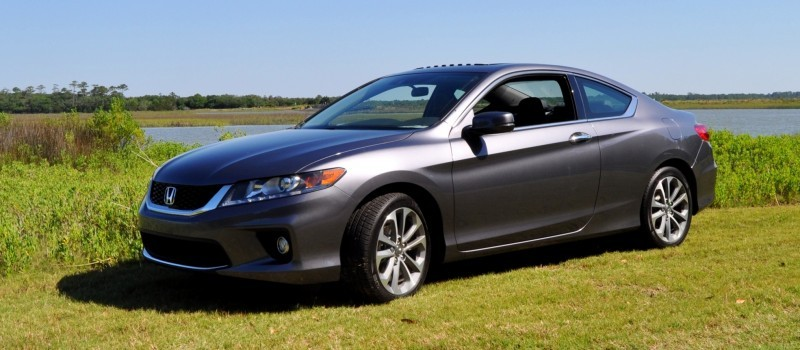 MEGA Road Test Review   2014 Honda Accord Coupe V6 EX L Navi With Six ...