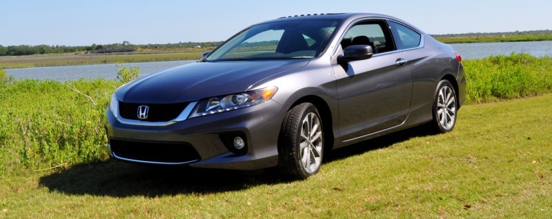 MEGA Road Test Review - 2014 Honda Accord Coupe V6 EX-L Navi With Six-Speed Manual 11