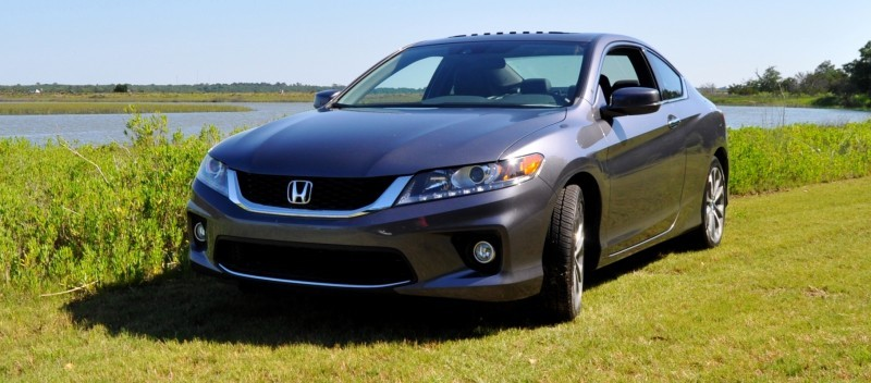 MEGA Road Test Review - 2014 Honda Accord Coupe V6 EX-L Navi With Six-Speed Manual 12