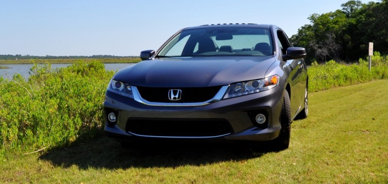 MEGA Road Test Review - 2014 Honda Accord Coupe V6 EX-L Navi With Six-Speed Manual 13