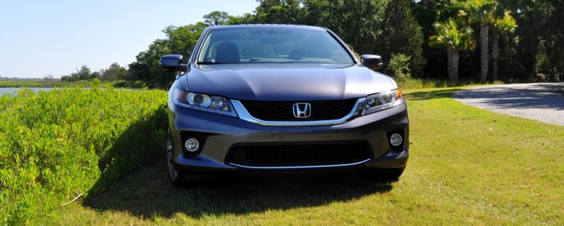 MEGA Road Test Review - 2014 Honda Accord Coupe V6 EX-L Navi With Six-Speed Manual 15