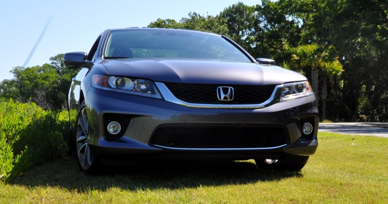 mega road test review 2014 honda accord coupe v6 ex l navi with six speed manual. Black Bedroom Furniture Sets. Home Design Ideas