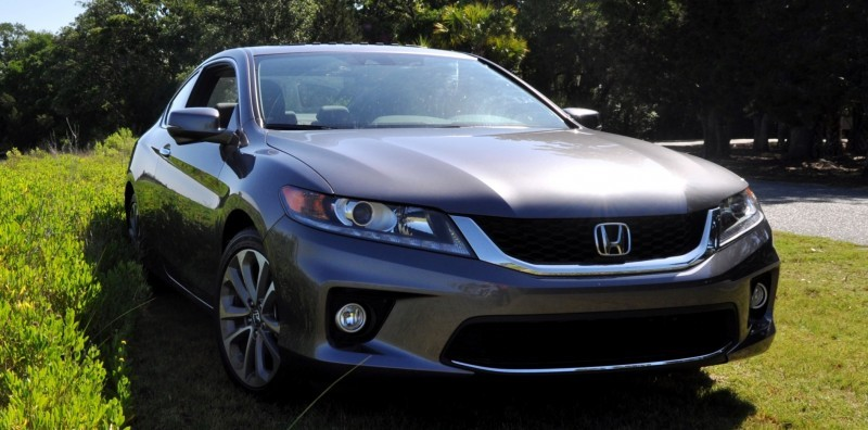 MEGA Road Test Review - 2014 Honda Accord Coupe V6 EX-L Navi With Six-Speed Manual 17