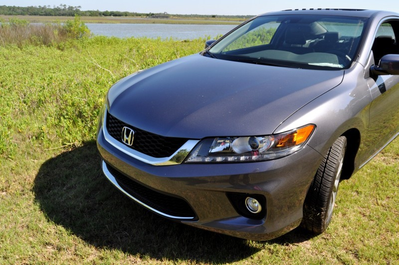 MEGA Road Test Review - 2014 Honda Accord Coupe V6 EX-L Navi With Six-Speed Manual 18