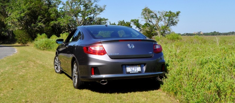 MEGA Road Test Review - 2014 Honda Accord Coupe V6 EX-L Navi With Six-Speed Manual 19