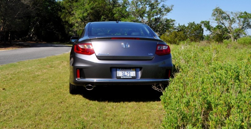 MEGA Road Test Review - 2014 Honda Accord Coupe V6 EX-L Navi With Six-Speed Manual 20