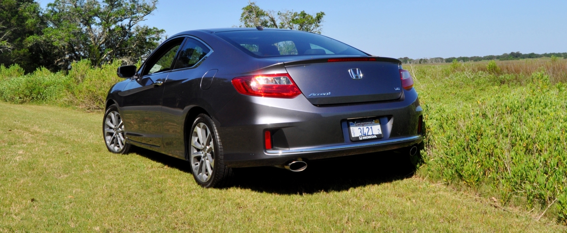 mega road test review 2014 honda accord coupe v6 ex l. Black Bedroom Furniture Sets. Home Design Ideas