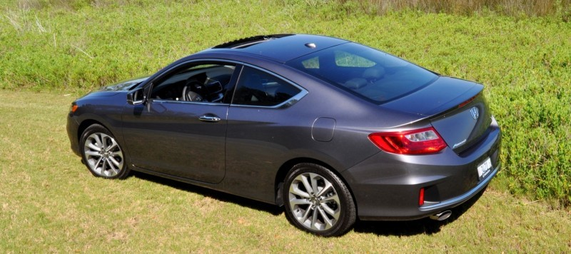 MEGA Road Test Review - 2014 Honda Accord Coupe V6 EX-L Navi With Six-Speed Manual 23