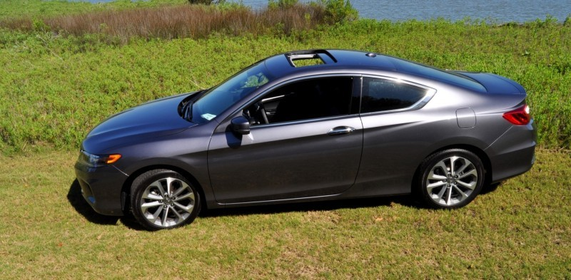 MEGA Road Test Review - 2014 Honda Accord Coupe V6 EX-L Navi With Six-Speed Manual 26