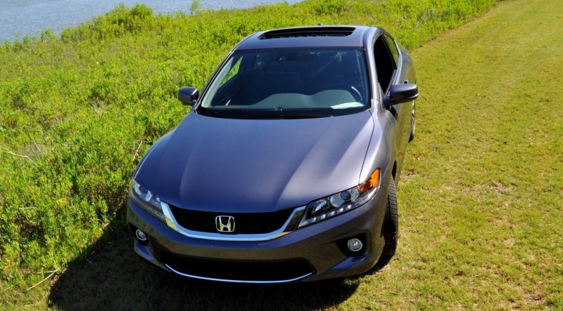 MEGA Road Test Review - 2014 Honda Accord Coupe V6 EX-L Navi With Six-Speed Manual 28
