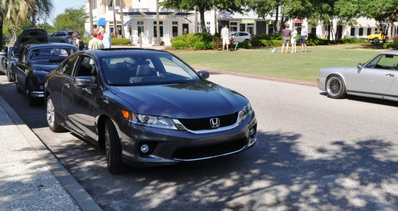 MEGA Road Test Review - 2014 Honda Accord Coupe V6 EX-L Navi With Six-Speed Manual 3