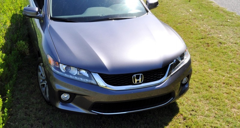 MEGA Road Test Review - 2014 Honda Accord Coupe V6 EX-L Navi With Six-Speed Manual 30