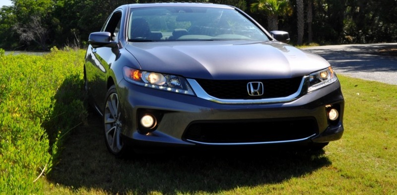 MEGA Road Test Review - 2014 Honda Accord Coupe V6 EX-L Navi With Six-Speed Manual 33